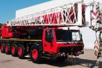 строительный кран 120 тонн Grove