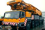автомобильный кран Либхер 800 тонн