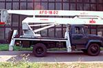 автомобильная вышка АГП-18