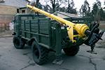аренда ямобура ГАЗ-66 (вездеход)