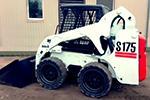 аренда мини погрузчика Bobcat S175 (Бобкет)