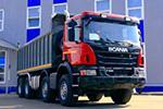Scania 8х4