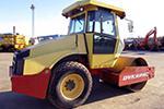 аренда грунтового катка 8 тонн Dynapac CA152D