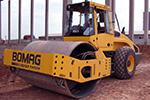аренда виброкатка 19 тонн Bomag BW 219 D-4