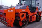 аренда дорожного катка 9 тонн Hamm DV 90 VO