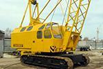 аренда гусеничного крана РДК-250 25 тонн