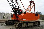 строительный кран Hitachi KH-150-3 40 т