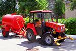 аренда поливомоечного трактора Беларус