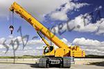 заказать услуги 220 тонн Liebherr LTR 1220